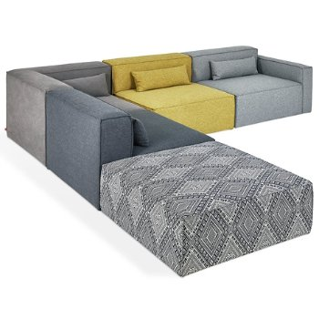 Mix Modular Sofa Collection