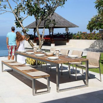 Oko Outdoor Dining Collection