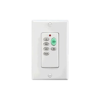 Battery Operated Wall Control with Reverse Function