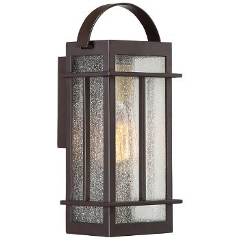 Crestview Outdoor Wall Sconce
