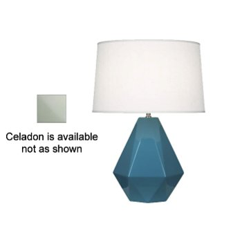 Delta Table Lamp (Celadon) - OPEN BOX RETURN
