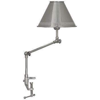 St. Germain Clamp Table Lamp