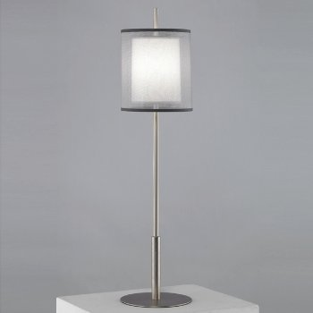Saturnia Buffet Lamp (Stainless Steel) - OPEN BOX RETURN