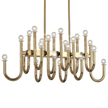 Milano Linear Chandelier