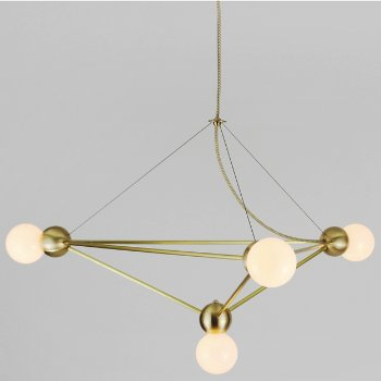 Lina 4-Light LG Pendant