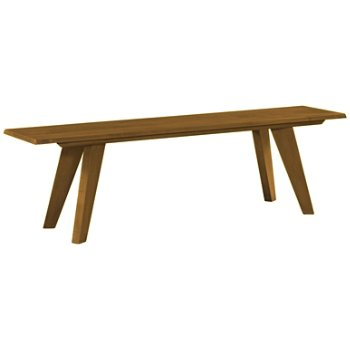 Taper Bench - Maple
