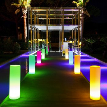 Tower S LED Indoor/Outdoor Lamp