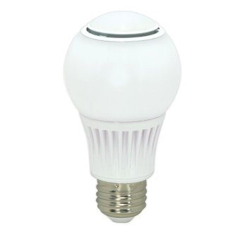 10.5W 120V A19 E26 KolourOne Dimmable LED 5000K