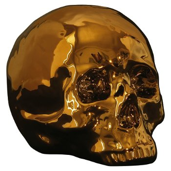 My Skull - Gold Limited Edition