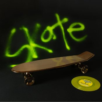 My Skateboard - Gold Limited Edition