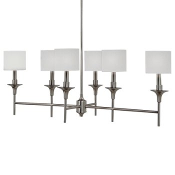 Stirling 6-Light Linear Suspension