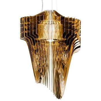 Aria Gold Pendant