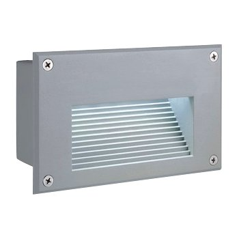 Brick LED Downunder Outdoor Recessed Wall Lamp