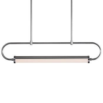 Bauhaus Revisited Rohr LED Linear Suspension