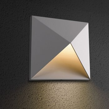 Prism Indoor/Outdoor LED Wall Sconce