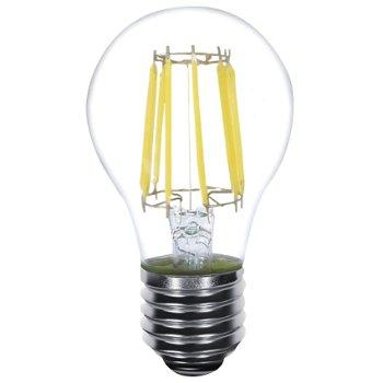 7W 120V A19 E26 LED Filament Bulb