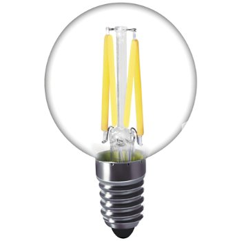 2W 120V E12 G16 1/2 LED Filament Clear