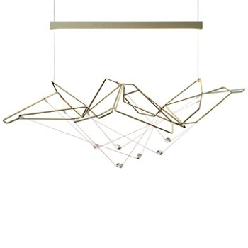 Terra LED Linear Suspension