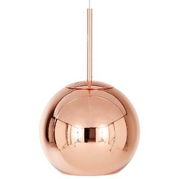 Copper Small Pendant