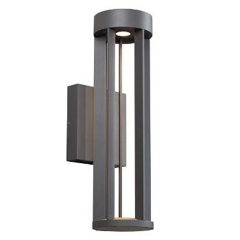 Turbo Outdoor LED Wall Sconce