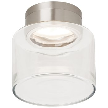 Casen Drum LED Flushmount