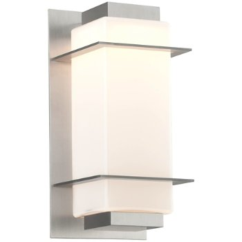 Paradox LED Outdoor Wall Sconce