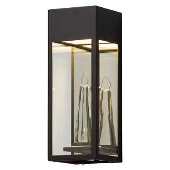 Trousdale LED Outdoor Wall Sconce