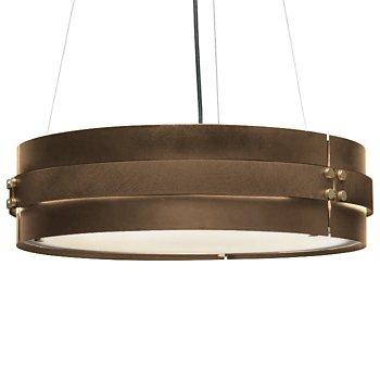 Invicta 16354 36-Inch LED Drum Pendant