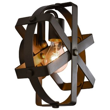 Reel Wall Sconce