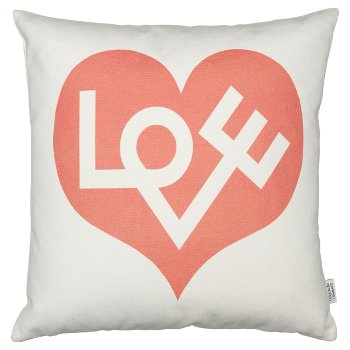 Love Graphic Pillow