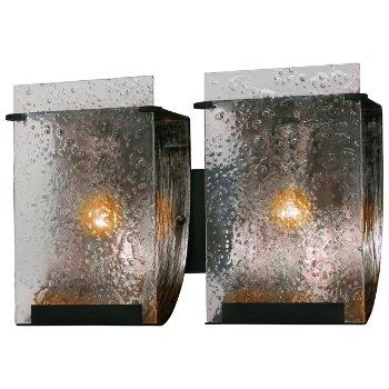 Rain Bath Bar (Rainy Night/2 Lights) - OPEN BOX RETURN