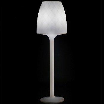 Vases RGB LED Floor Lamp
