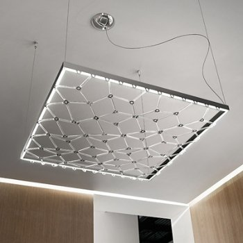 Starnet LED Bowl Suspension