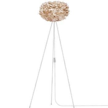 Eos Brown Floor Lamp