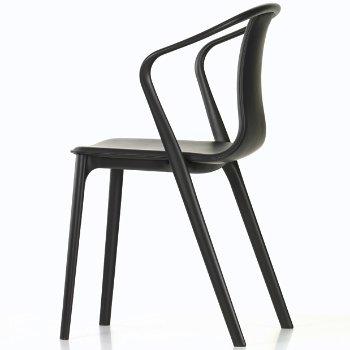 Belleville Armchair - Leather