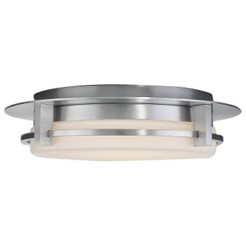Compass dweLED Outdoor Flushmount/Wall Sconce