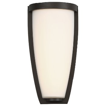Zulu dweLED Outdoor Wall Sconce