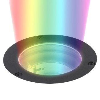 Landscape Lighting Color Changing LED 3 In. Inground