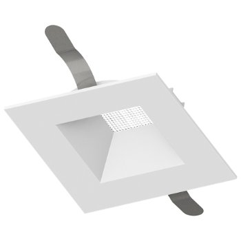Aether 3.5 inch LED Square White Trim