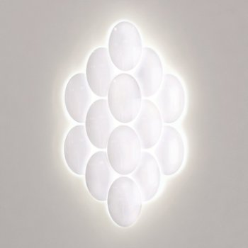 Obolo LED Hexagon Wall Sconce