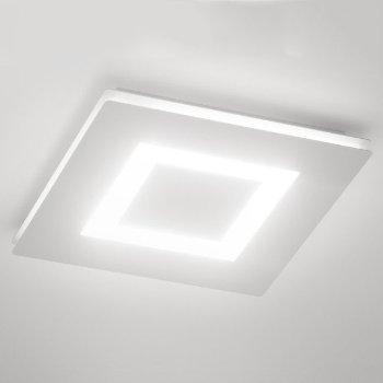 Flat LED Flushmount