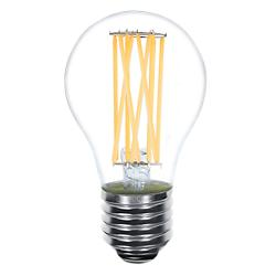 10W 120V A21 E26 LED Long Filament Clear Bulb