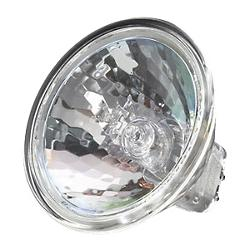 35W 12V MR16 GU5.3 Eurostar Halogen Clear NFL Bulb 2-Pack
