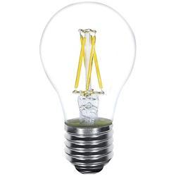 4W 120V A19 E26 LED Filament Bulb