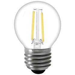 4W 120V E26 G16 1/2 LED Filament Clear Bulb