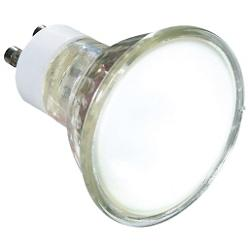 50W 120V MR16 GU10 Halogen Frosted FLD Bulb