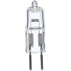 50W 12V T4 GY6.35 Halogen Clear Bulb