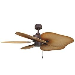 52 Inch Tahiti Indoor/Outdoor Ceiling Fan