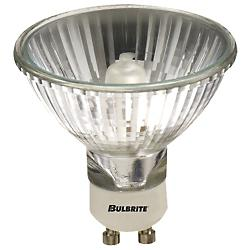 75W 120V MR20 GU10 Halogen Clear FLD Bulb