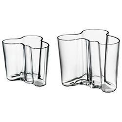 Aalto Vase Set of 2